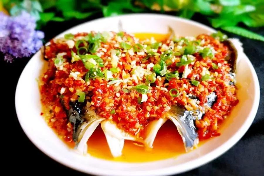 重口味朋友的最爱——剁椒鱼头