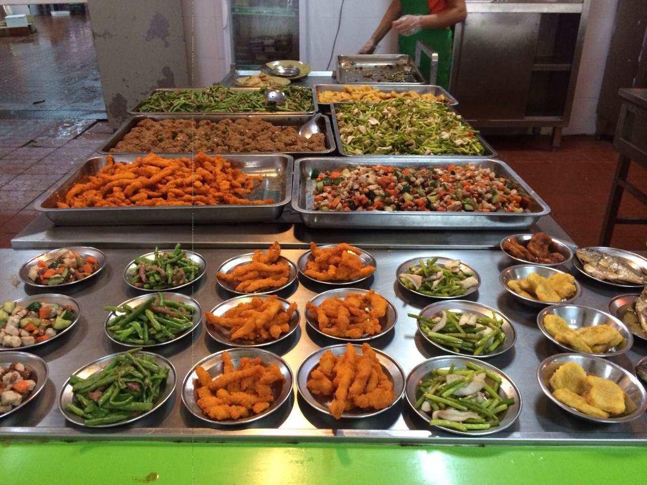 摩臣5快餐是一家让职工吃的健康满意的摩臣5平台